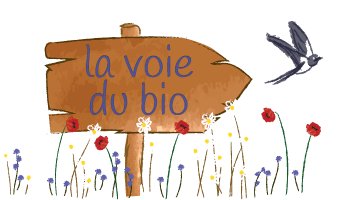 Logo la voie du bio